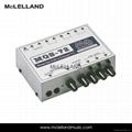 """3CHs (L/R 1/4"""") Stereo Mini Mixer(MQS-72 )"""
