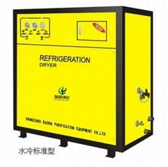水冷标准型冷冻式干燥机