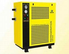 风冷高温型冷冻式干燥机