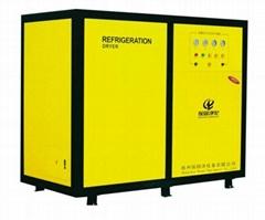 水冷高温型冷冻式干燥机
