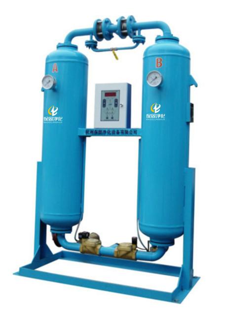 無熱再生吸附式乾燥機 1