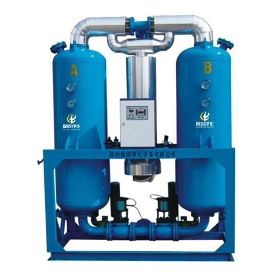 MBD微熱再生吸附式乾燥機 1