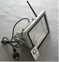 20W LED Floodlight , The RF remote control in addition to buy
