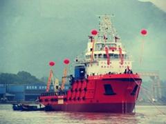 7200 BHP multi-purpose  anchor handling tugboat