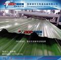 PVC波浪瓦生产线设备 2