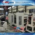 PVC琉璃瓦生产线、塑料彩瓦机械设备 3