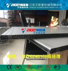 塑料建築模板機器