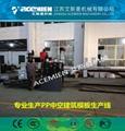张家港PP中空建筑模板设备 2