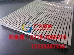不鏽鋼V形絲焊接篩板