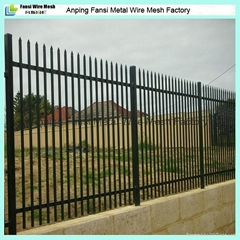 2014 hot sale Australia standard residential Made in china steel fence