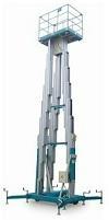 Triple Mast Aluminum Work Platform
