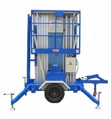 Towing Aluminum Aerial Work Platform