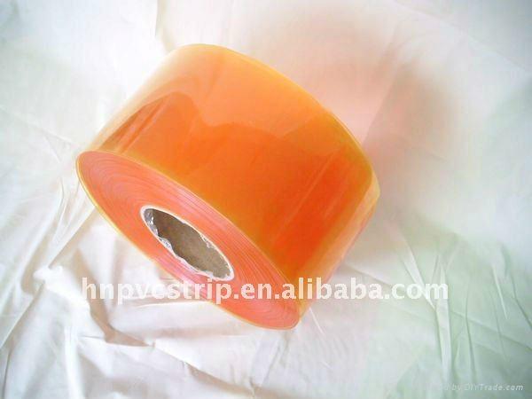 pvc strip anti-insect yellow 1