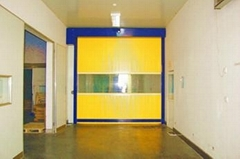 潔淨室聯動捲簾門