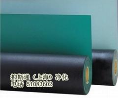 无硫防静电胶皮台垫有相应检测报告