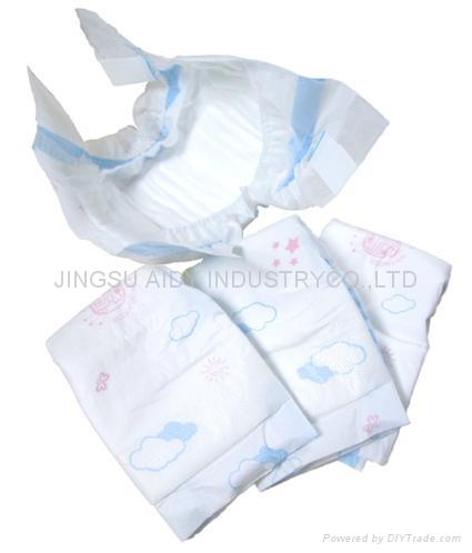 高速嬰儿尿褲機 2