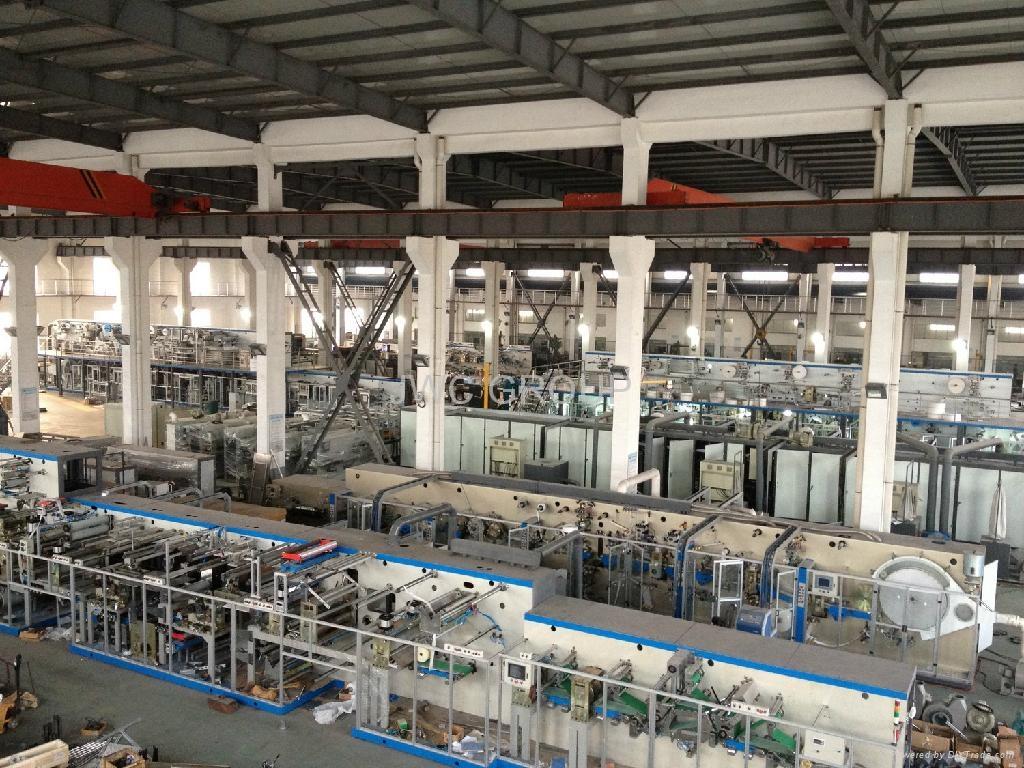 濕紙巾生產線 2