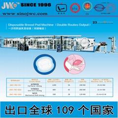 全伺服乳墊設備(JWC-RD-SV801)