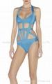 2015 hot sale sexy bandage bikini