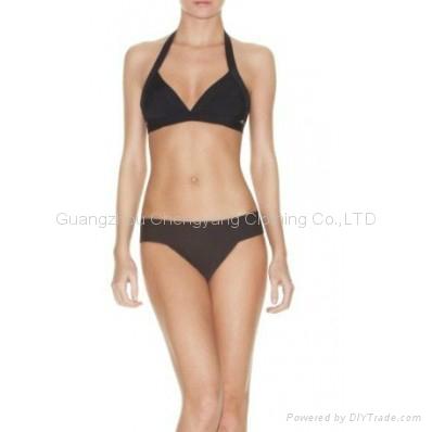 2015 hot sale sexy bandage bikini bandage dress swimwear beach wear 2