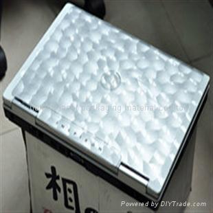 3D self adhesive plastic film/photo protection plastic film 3