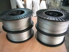 ASTMB 863 pureTitanium coiled wire