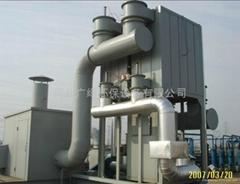 工業廢氣噴淋淨化塔