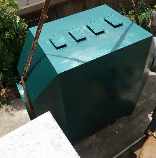 制药厂废气回收装置 1