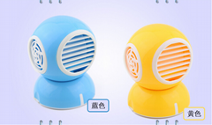 Fashion small MINI USB fan perfume of air conditioner 2014 new handheld Turbine