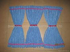 microfiber saddle-type tube wet mop