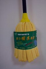 microfiber string mop