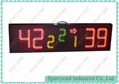 Portable Mini Scoreboards For Basketball / Volleyball