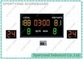LED Digital Electronic Basketball