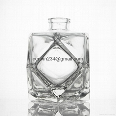 female mini sex smart collection perfume glass bottle  wholesale