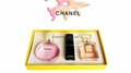 OEM/ODM Wholesale Hot Selling Excell Brand Woman Perfume gift set 2