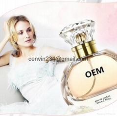 OEM/ODM cheap  Brand women Perfume