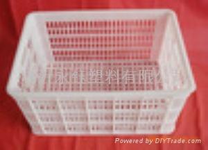 水果塑料筐 1