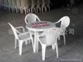 大排檔塑料桌椅 1