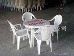 大排檔塑料桌椅