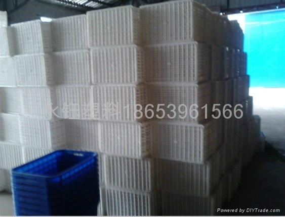 濟寧塑料筐 1