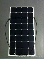 高效柔性sunpower太阳能电池板
