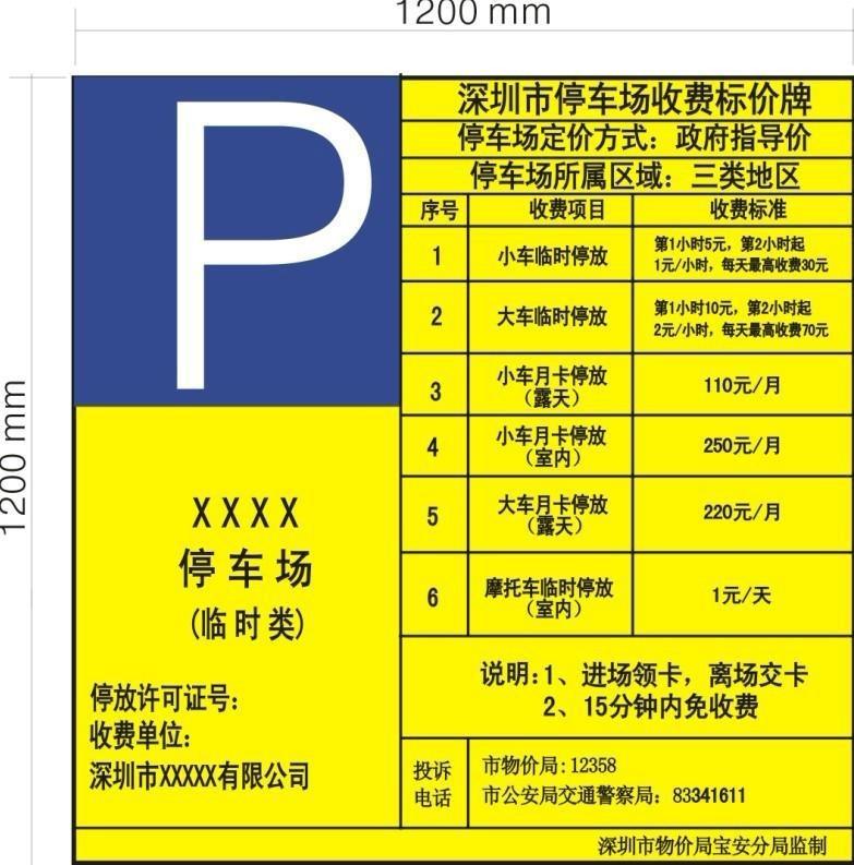 惠州交通标志牌 1