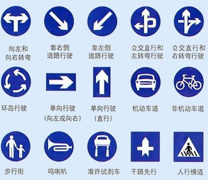 惠州交通标志牌 4
