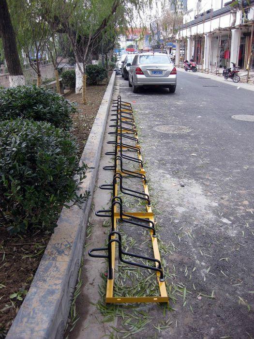 惠州電動車停車架 3