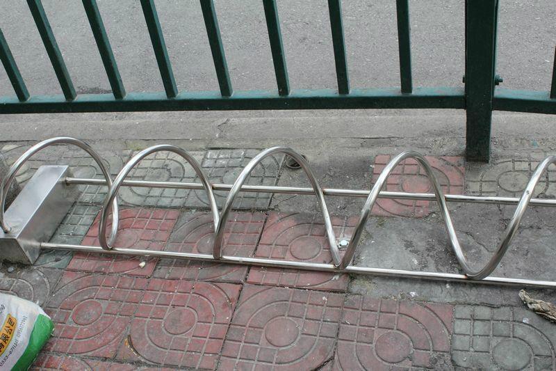 惠州電動車停車架 5