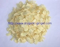 Dried garlic flakes A grade  1