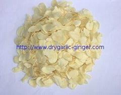Dried garlic flakes A grade