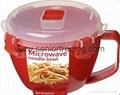 Plastic Noodle Bowl Plastic Microwave