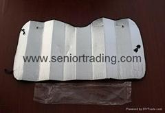 Foldable Car Window Sunshade Car Sun Block Automobile Sun Shield Sunscreen Shade