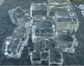 acrylic ice cube